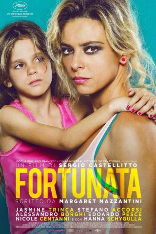 "Poster for the movie ""Fortunata"""