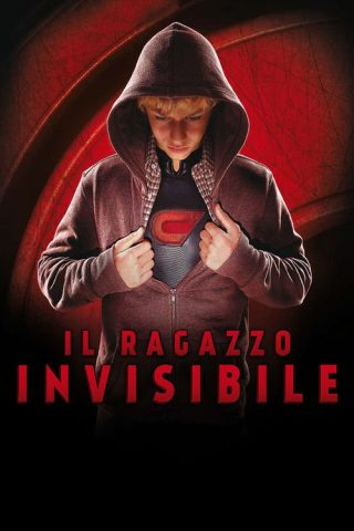 "Poster for the movie ""Il ragazzo invisibile"""