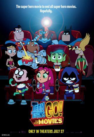 Animazione: Teen titans go! @ Teatro S. Giulia   Brescia   Lombardia   Italia