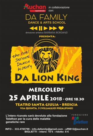 Da Lion King @ Teatro S. Giulia   Brescia   Lombardia   Italia