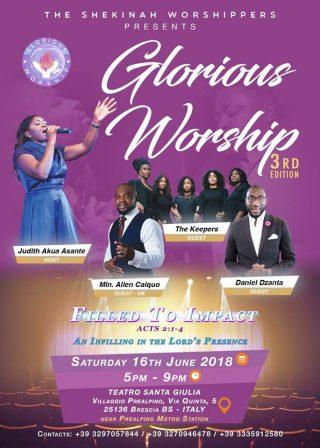 "Concerto ""Gospel Glorious Worship"""