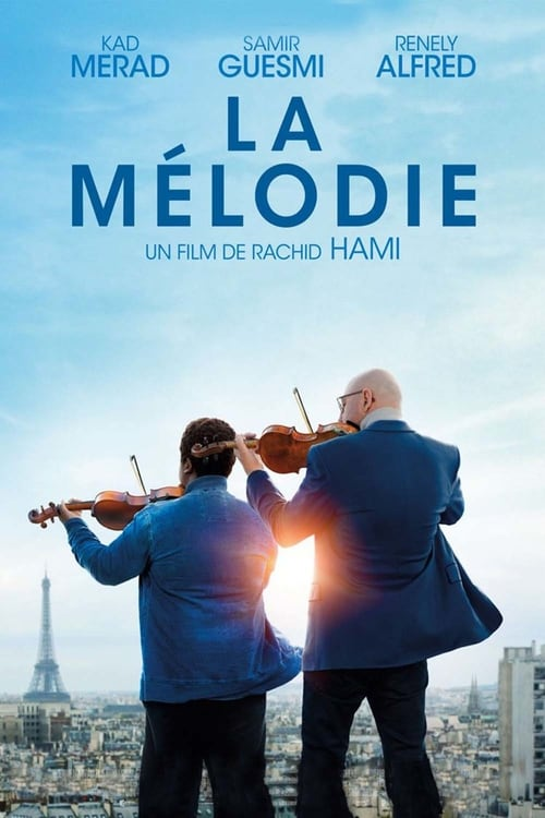 "Poster for the movie ""La mélodie"""