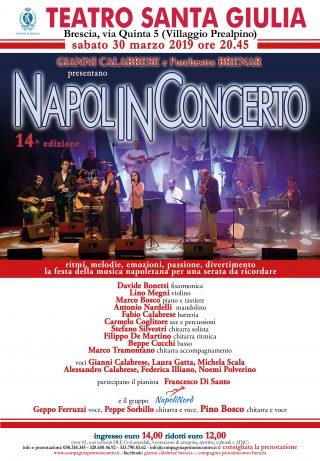 Napoli in concerto @ Teatro S. Giulia