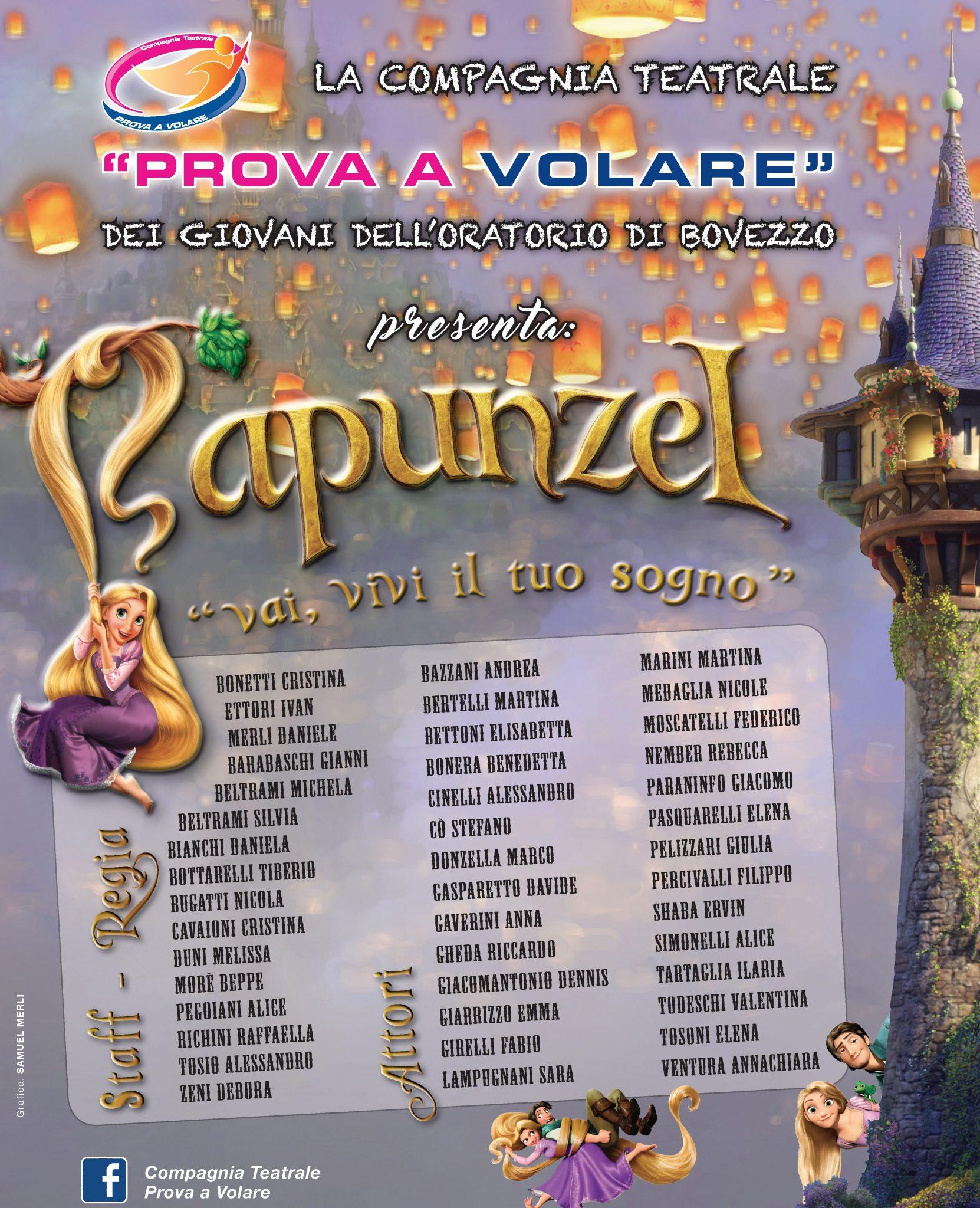 Rapunzel - musical @ Teatro S. Giulia | Brescia | Lombardia | Italia
