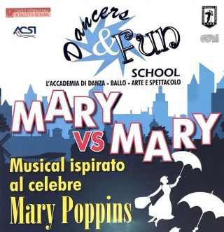 Mary vs Mary - musical @ Teatro S. Giulia