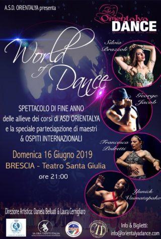 World of dance @ Teatro S. Giulia