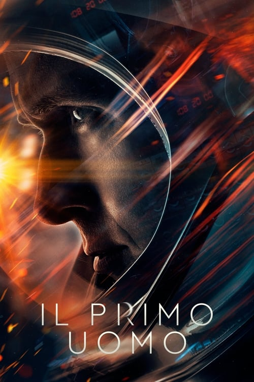 """Poster for the movie """"First Man - Il primo uomo"""""""