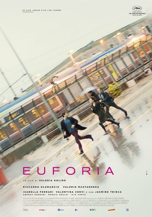 "Poster for the movie ""Euforia"""