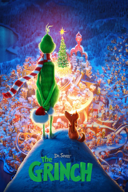 """Poster for the movie """"Il Grinch"""""""