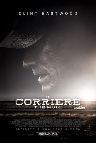 "Poster for the movie ""Il corriere - The Mule"""
