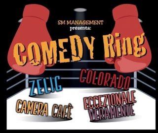 Comedy ring @ Teatro S. Giulia