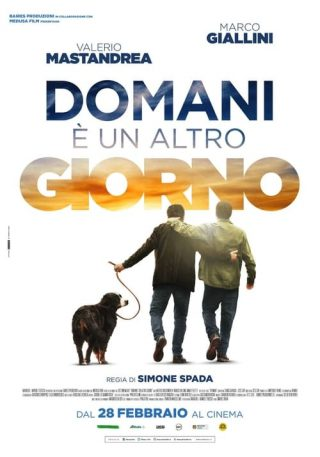 "Poster for the movie ""Domani è un altro Giorno"""