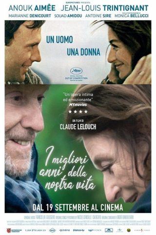 """Poster del film """"I migliori anni della nostra vita"""""""