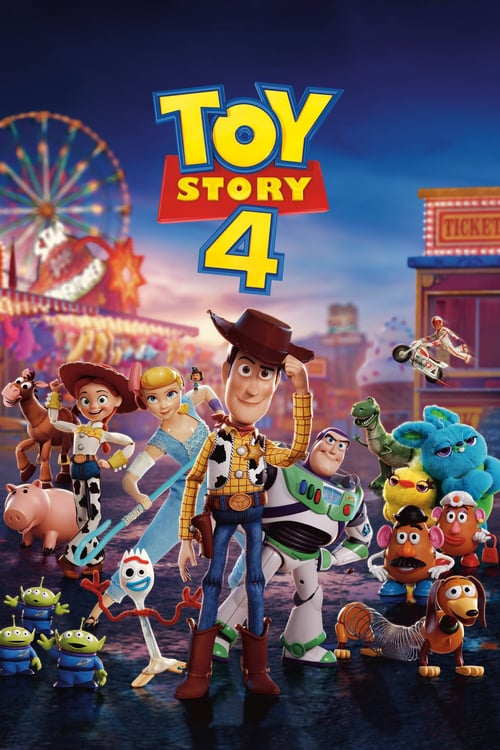 "Poster del film ""Toy Story 4"""