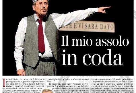 23 ottobre Corriere della Sera Micheli S.Giulia