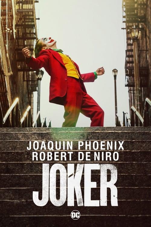 """Poster del film """"Joker"""""""