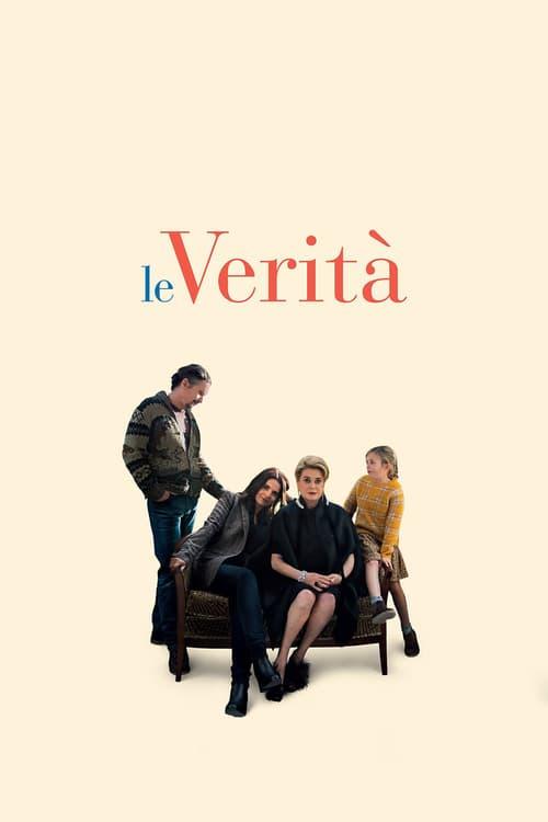 """Poster del film """"Le verità"""""""
