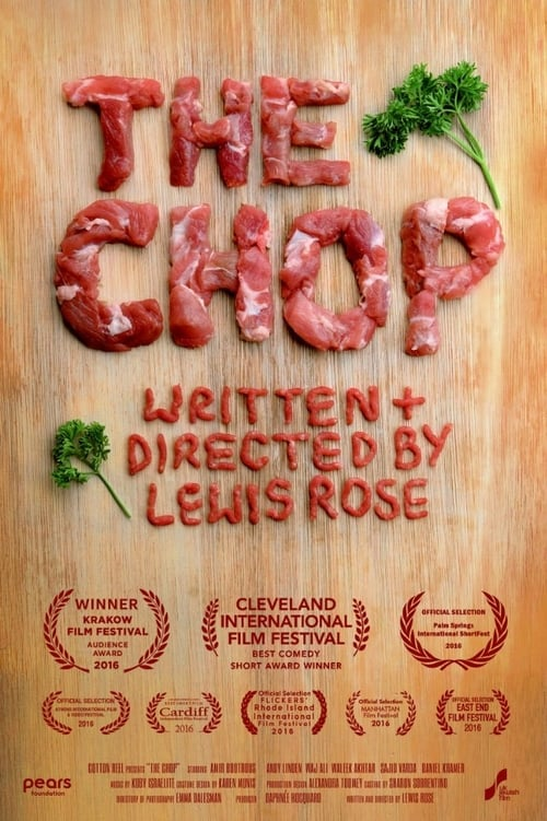 "Poster del film ""The Chop"""