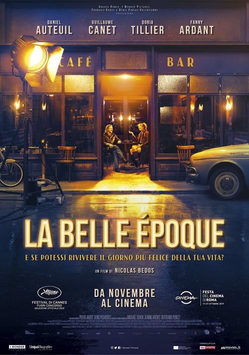 """Poster del film """"La belle époque"""""""