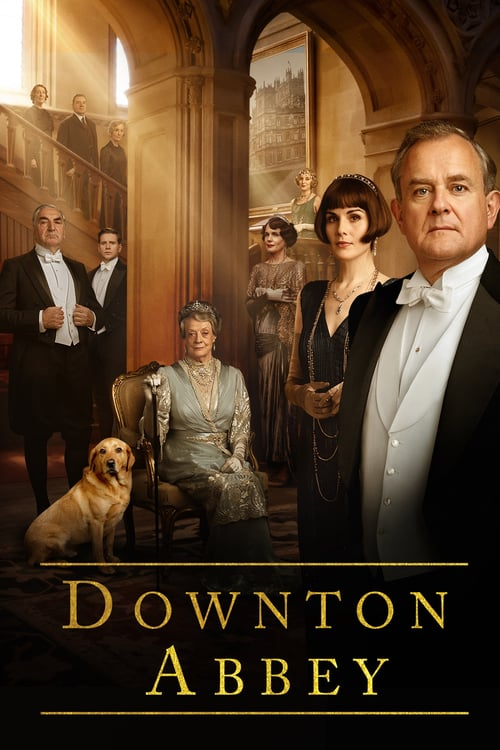 "Poster del film ""Downton Abbey"""