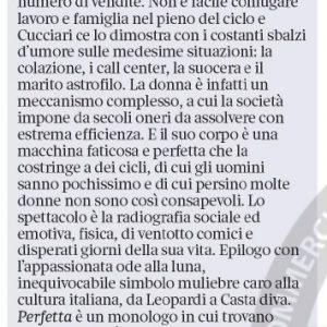 23 novembre Corriere Cucciari